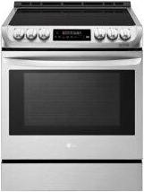 6.3 cu. ft. Smart wi-fi Enabled Induction Slide-in Range with ProBake Convection™ and EasyClean™