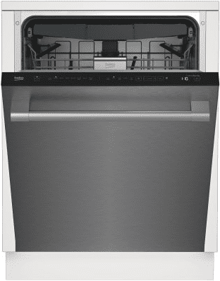 Tall Tub Stainless Dishwasher, 16 place settings, 45 dBa, Top Control