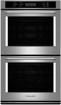 "30"" Double Wall Oven with Convection"