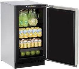 """2218r 18"""" Refrigerator With Stainless Solid Finish (115 V/60 Hz Volts /60 Hz Hz)"""