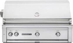 "42"" Built In Grill with ProSear & Rotisserie (L700PSR) - Liquid propane"