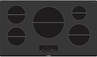 "36"" Induction Cooktop 500 Series - Black"