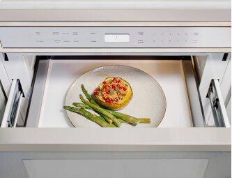 24-Inch Built-in MicroDrawer™ Microwave