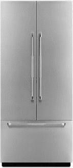 """Pro-Style(R) 36"""" Fully Integrated Built-In French DoorPanel-Kit"""