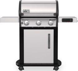 Spirit SX-315 Gas Grill - Stainless Steel LP