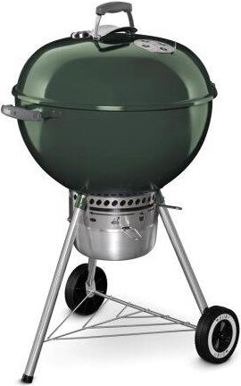 ORIGINAL KETTLE(TM) PREMIUM CHARCOAL GRILL - 22 INCH GREEN