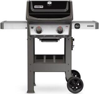 Spirit II E-210 Gas Grill - Black LP