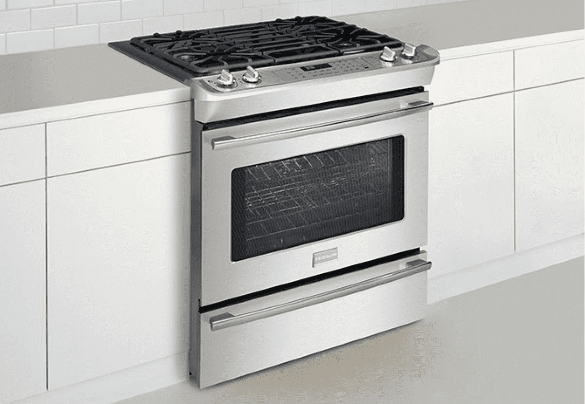Frigidaire Professional vs. GE Profile Gas Slide-ins (Reviews / Ratings)
