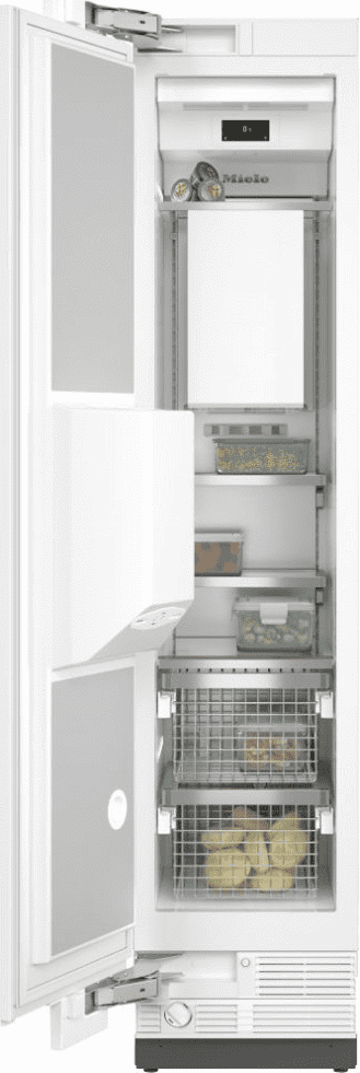 F 2472 Vi - MasterCool™ freezer For high-end design and technology on a large scale.
