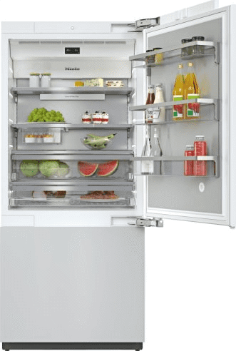 KF 2902 Vi - MasterCool™ fridge-freezer For high-end design and technology on a large scale.
