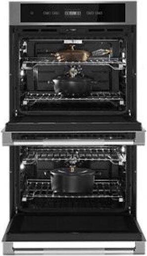"""RISE™ 30"""" Double Wall Oven with MultiMode™ Convection System"""