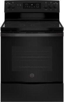 """GE™ 30"""" Free-Standing Electric Convection Range"""