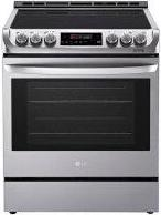 6.3 cu. ft. Electric Single Oven Slide-in Range with ProBake Convection™ and EasyClean™