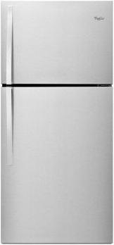 30-inch Wide Top-Freezer Refrigerator - EZ Connect Icemaker Kit Compatible- 19.2 cu. ft.