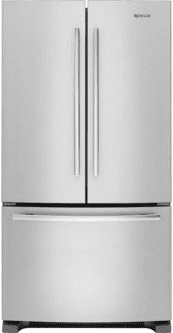 """36"""" Counter-Depth, French Door Refrigerator with Internal Water/Ice Dispensers"""