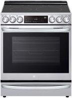 6.3 cu ft. Smart Wi-Fi Enabled ProBake Convection™ InstaView™ Electric Slide-in Range with Air Fry