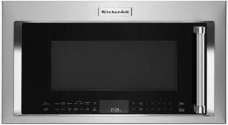 """30"""" 1000-Watt Microwave Hood Combination with Convection Cooking - PrintShield Stainless"""